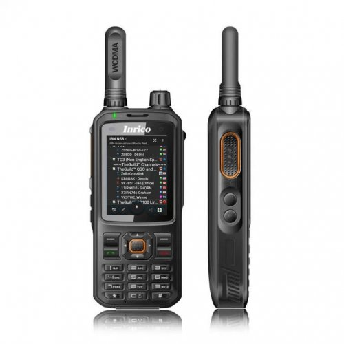 The Inrico T320 PTT handheld