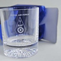 Engraved whiskey tumbler - These superb and special lead crystal whisky tumblers are only available by special order